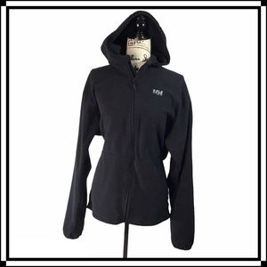 Helly Hansen Polartec Fleece Zip Up Hooded Jacket